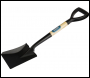 DRAPER Square Mouth Mini Shovel with Wood Shaft - Pack Qty 1 - Code: 15073