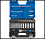DRAPER 3/8 inch  Sq. Dr. Metric Socket Set (42 Piece) - Pack Qty 1 - Code: 16480