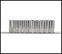 DRAPER 3/8 inch  Sq. Dr. Imperial Deep Socket Set on Metal Rail (11 Piece) - Pack Qty 1 - Code: 16495