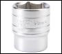 DRAPER 1/2 inch  Square Drive 6 Point Metric Socket (28mm) - Pack Qty 1 - Code: 16619