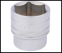 DRAPER 1/2 inch  Square Drive 6 Point Imperial Socket (1.5/16 inch ) - Pack Qty 1 - Code: 16640