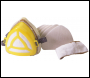 DRAPER Comfort Dust Mask and 5 Filters - Pack Qty 1 - Code: 18058