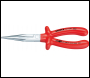 DRAPER Knipex 200mm Fully InsulatedLong Nose Pliers - Pack Qty 1 - Code: 21454