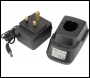 DRAPER Spare 14.4V Battery Charger (3-5 Hour) - Pack Qty 1 - Code: 24110