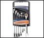DRAPER Draper Hi-Torq® Metric Ratcheting Combination Spanner Set (7 Piece) - Pack Qty 1 - Code: 25397