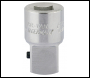 DRAPER 1/2 inch (F) x 3/4 inch (M) Elora Socket Converter - Pack Qty 1 - Code: 25515