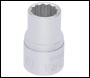 DRAPER 10mm 3/8 inch  Sq. Dr. Elora Bi-Hexagon Socket - Pack Qty 1 - Code: 25862