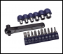 DRAPER Offset Ratchet Screw and Socket Driver Set (17 Piece) - Pack Qty 1 - Code: 30781