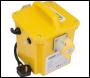 DRAPER 1kVA 230V to 110V Portable Site Transformer - Pack Qty 1 - Code: 31262