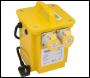 DRAPER 3.3kVA 230V to 110V Portable Site Transformer - Pack Qty 1 - Code: 31264