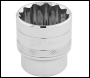 DRAPER 1/2 inch  Square Drive Hi-Torq® 12 Point Socket (32mm) - Pack Qty 1 - Code: 33593