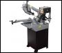 DRAPER 210mm Metal Cutting Horizontal Bandsaw (900W) - Pack Qty 1 - Code: 38010
