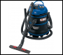 DRAPER Expert 35L 1200W 230V M-Class Wet and Dry Vacuum Cleaner - Pack Qty 1 - Code: 38015