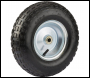 DRAPER Pneumatic Rubber Wheel - Pack Qty 1 - Code: 41388