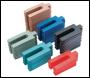 DRAPER Bag of 100 Plastic Frame Packers - Pack Qty 1 - Code: 44006