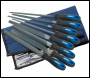 DRAPER 200mm Soft Grip Engineers File and Rasp Set (8 Piece) - Pack Qty 1 - Code: 44961