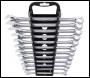 DRAPER Hi-Torq® Metric Combination Spanner Set (12 Piece) - Pack Qty 1 - Code: 47044