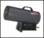 DRAPER Jet Force Propane Space Heater (102,000 BTU/30 kW) - Pack Qty 1 - Code: 47101