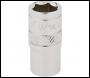 DRAPER 1/4 inch  Square Drive Hi-Torq® 6 Point Socket (5/16 inch ) - Pack Qty 1 - Code: 48670