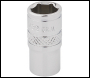 DRAPER 1/4 inch  Square Drive Hi-Torq® 6 Point Socket (11/32 inch ) - Pack Qty 1 - Code: 48671
