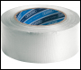 DRAPER 30M x 50mm White Duct Tape Roll - Pack Qty 1 - Code: 49431