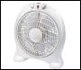 DRAPER 12 inch  230V Box Fan - Code: 51074