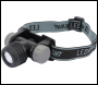 DRAPER Cree 3W LED Waterproof Head Lamp (3 x AAA Batteries) - Pack Qty 1 - Code: 51753