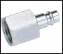 DRAPER 1/2 inch  BSP Female Nut PCL Euro Coupling Adaptor (Sold Loose) - Pack Qty 1 - Code: 54421