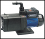 DRAPER 100L/Min Multistage Surface Mounted Water Pump (1000W) - Pack Qty 1 - Code: 56227