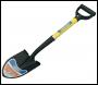 DRAPER Round Point Mini Shovel with Fibreglass Shaft - Pack Qty 1 - Code: 57569
