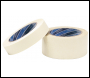 DRAPER Masking Tape Roll (50M x 25mm) - Pack Qty 1 - Code: 63478