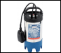 DRAPER 235L/Min Stainless Steel Body Submersible Dirty Water Pump with Float Switch (700W) - Pack Qty 1 - Code: 64274