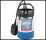 DRAPER 120L/Min Stainless Steel Body Submersible Water Pump with Float Switch (200W) - Pack Qty 1 - Code: 64275