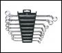DRAPER Hi-Torq® Deep Offset Metric Ring Spanner Set (8 Piece) - Pack Qty 1 - Code: 64607