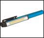 DRAPER COB LED Aluminium Pocket Torch (3W) (3 x AAA batteries) - Pack Qty 24 - Code: 66009