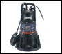 DRAPER 320L/Min Submersible Dirty Water Pump with Float Switch (1000W) - Pack Qty 1 - Code: 69690