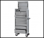 DRAPER 26 inch  Combined Roller Cabinet and Tool Chest (10 Drawer) - Pack Qty 1 - Code: 70501