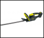 DRAPER 18V Cordless Li-ion Hedge Trimmer with Battery Charger - Pack Qty 1 - Code: 75291