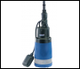 DRAPER 90L/Min Submersible Deep Water Well Pump with Float Switch (1000W) - Pack Qty 1 - Code: 78780