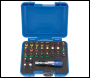 DRAPER Coloured Screwdriver Bit (29 piece) - Pack Qty 1 - Code: 82403