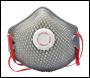 DRAPER FFP2 NR Moulded Dust Masks (Pack of 3) - Pack Qty 1 - Code: 82486