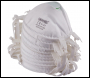 DRAPER FFP3 NR Moulded Dust Mask (pack of ten) - Pack Qty 1 - Code: 82569