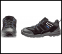 DRAPER Trainer Style Safety Shoe Size 10 S1 P SRC - Pack Qty 1 - Code: 85947