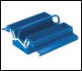 DRAPER 430mm Two Tray Cantilever Tool Box - Pack Qty 1 - Code: 86673