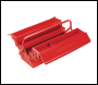DRAPER Extra Long Four Tray Cantilever Tool Box (530mm) - Pack Qty 1 - Code: 88904