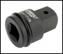 DRAPER 3/4 inch (F) x 1 inch (M) Impact Socket Converter - Pack Qty 1 - Code: 93481