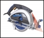 Evolution EVOSAW230 230mm TCT Steel Cutting Circular Saw inc TCT Blade & Guiderail