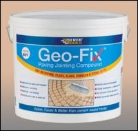 everbuild geo fix paving jointing compound grey 15kg