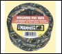 Everbuild Builders Pvc Tape - Black - 50mm X 33mtr - Box Of 24
