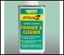 Everbuild Contact Adhesive Thinner & Cleaner - - - 2.5l - Box Of 4